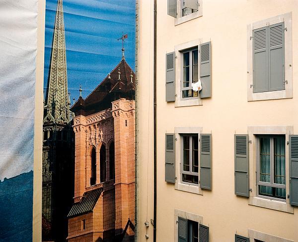 2002 – Genève : Squats