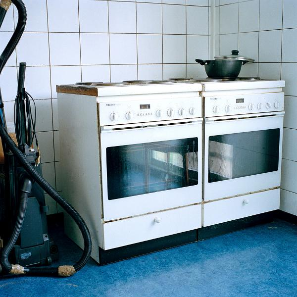 Logement précaire, Genève, 2003
